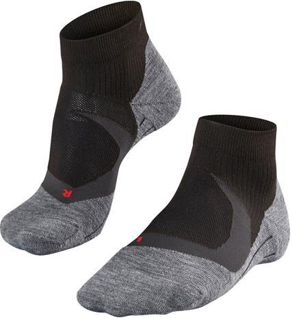 Falke RU 4 Cool Short Socks Men, black-mix, Miesten housut ja muut alaosat