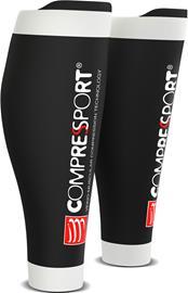 Compressport R2V2 Pohjesäärykset, black, Miesten housut ja muut alaosat