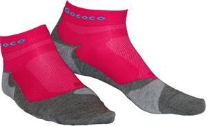 Gococo Light Sport Sukat, cerise, Miesten housut ja muut alaosat