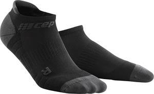 cep No Show Socks 3.0 Miehet, black/dark grey, Miesten housut ja muut alaosat