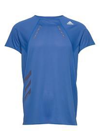 adidas Performance Heat.Rdy Tee M T-shirts Short-sleeved Sininen Adidas Performance GLOBLU