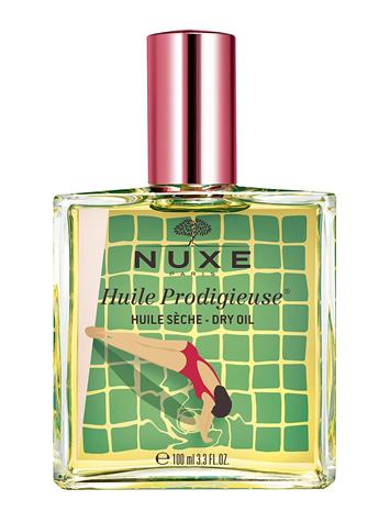 NUXE Prod Hp Red Beauty WOMEN Skin Care Body Body Oils Punainen NUXE RED