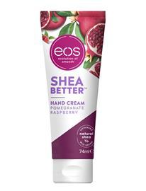 eos Shea Better Hand Cream Pomegranate Raspberry Beauty MEN Skin Care Body Hand Cream Nude Eos NO COLOUR