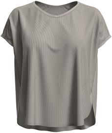Odlo Maha Shirt S/S V-Neck Women, silver cloud