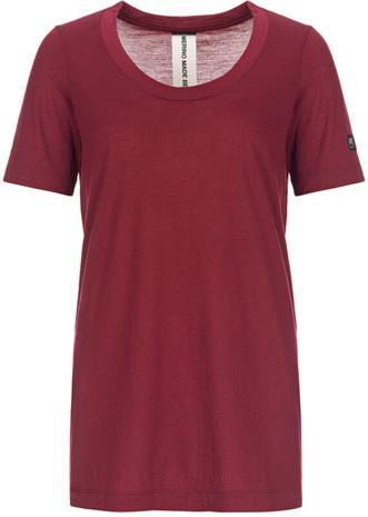 super.natural Oversize T-paita Naiset, pomegranate