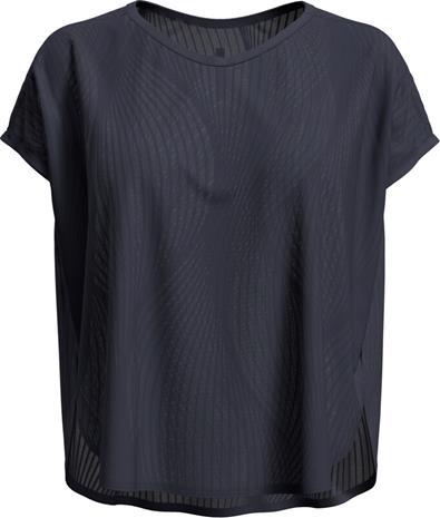 Odlo Maha Shirt S/S V-Neck Women, odyssey gray