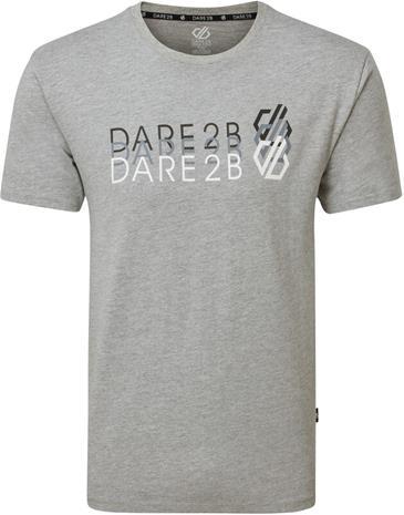 Dare 2b Focalize Tee Men, ash grey marl