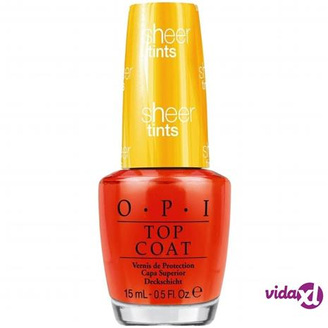 OPI Sheer Tints - I'm Never Amberrassed, Meikit, kosmetiikka ja ihonhoito