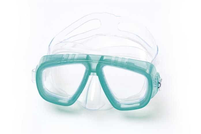 Bestway - Hydro-Swim - Lil' Caymen Mask - Green