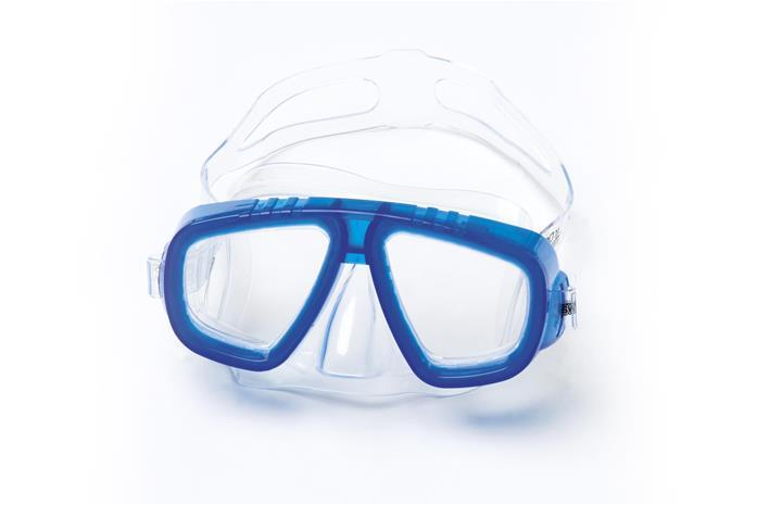 Bestway - Hydro-Swim - Lil' Caymen Mask - Blue