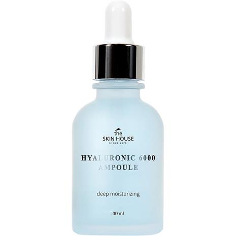 The Skin House Hyaluronic 6000 Ampoule - 30 ml