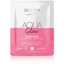 Aqua Glow Flash Mask - Hydration & Glow