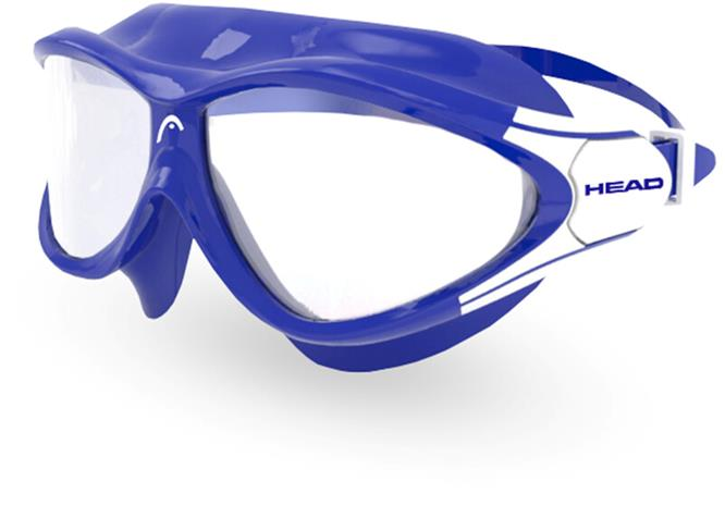 Head Rebel Laskettelulasit Lapset, blue/clear