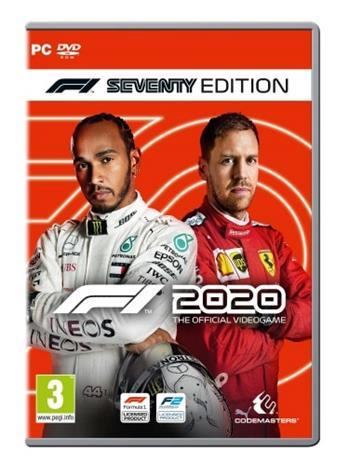 F1 2020 Seventy Edition, PC -peli