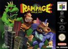 Rampage World Tour, N64 -peli