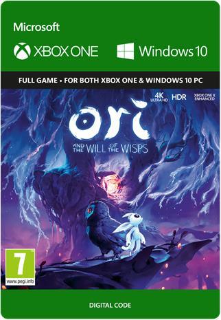 Ori and the Will of the Wisps, PC -peli