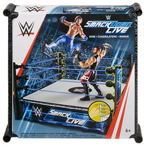 WWE SUPERSTAR RING SMACK DOWN LIVE