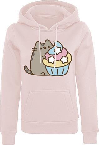 Pusheen - The Cat - Huppari - Naiset - Pinkki