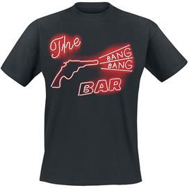 Twin Peaks - The Bang Bang Bar - T-paita - Miehet - Musta