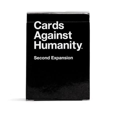 Cards Against Humanity - Second Expansion, korttipeli