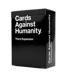Cards Against Humanity - Third Expansion, korttipeli
