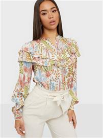 Y.A.S Yasbotanica Ls Shirt S.