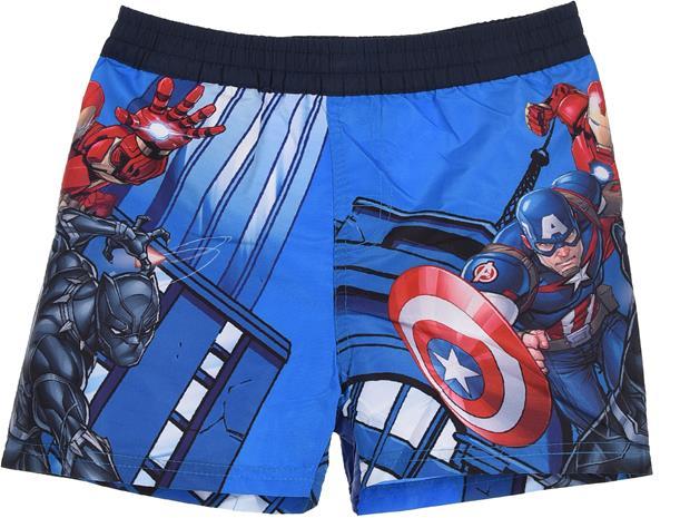 Marvel Avengers Uimashortsit, Sininen, 4 vuotta