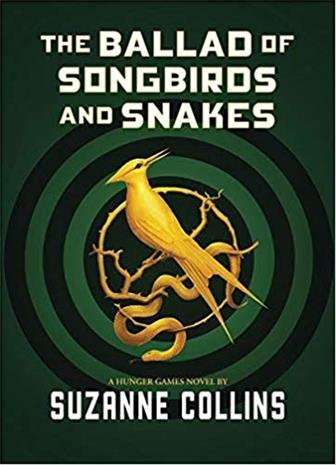 The Ballad of Songbirds and Snakes (Suzanne Collins), kirja