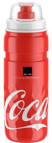 Elite Ice Fly Juomapullo 500ml, coca cola/full red
