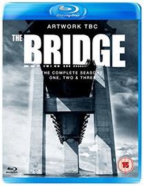 Silta (Broen): Kaudet 1-3 (Blu-Ray), TV-sarja