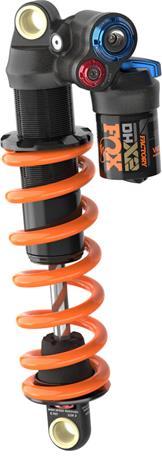 Fox Racing Shox DHX2 F-S 2Pos-Adj CM RM Rezi Rear Shock 230x60mm
