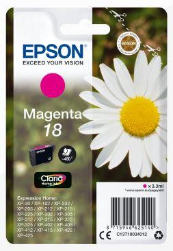 Epson Daisy 18 Magenta, mustekasetti