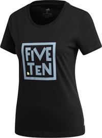 adidas Five Ten 5.10 GFX Tee Women, black