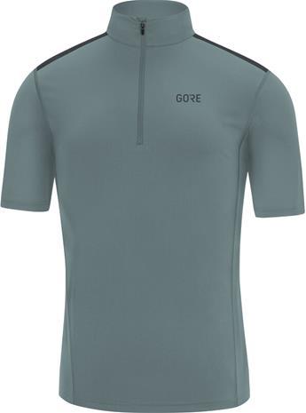 GORE WEAR R5 Zip Shirt Men, nordic blue
