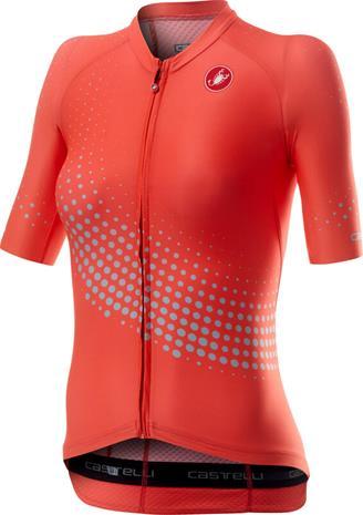 Castelli Aero Pro SS Jersey Women, brilliant pink