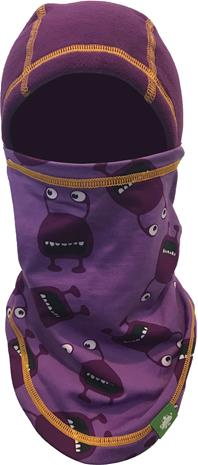 Vossatassar Uffe Fleecekypärälakki, Purple