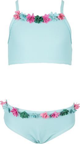 Max Collection Bikini, Turkoosi, 122-128