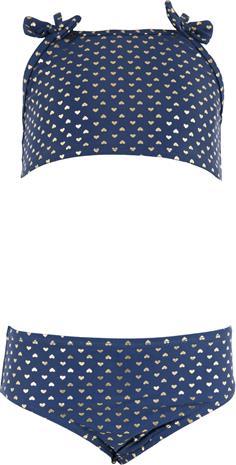 Max Collection Bikini, Tummansininen, 110-116