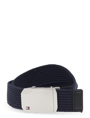 Tommy Hilfiger Slider Buckle 3.5 Accessories Belts Classic Belts Tommy Hilfiger SKY CAPTAIN