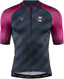 Craft Specialiste SS Jersey Men, crest/hickory