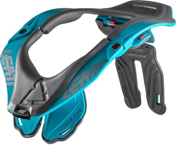 Leatt DBX 5.5 Niskan Tukisuoja, blue