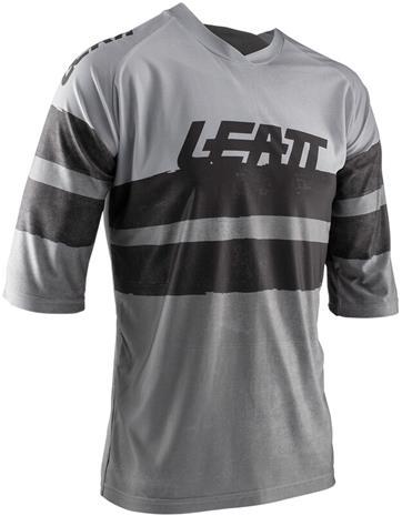 Leatt DBX 3.0 Jersey Pyöräilypaita 3/4-hihainen Miehet, steel
