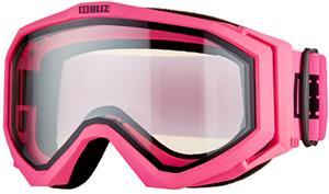 Bliz Edge Drop Pyöräilylasit, matte pink/clear