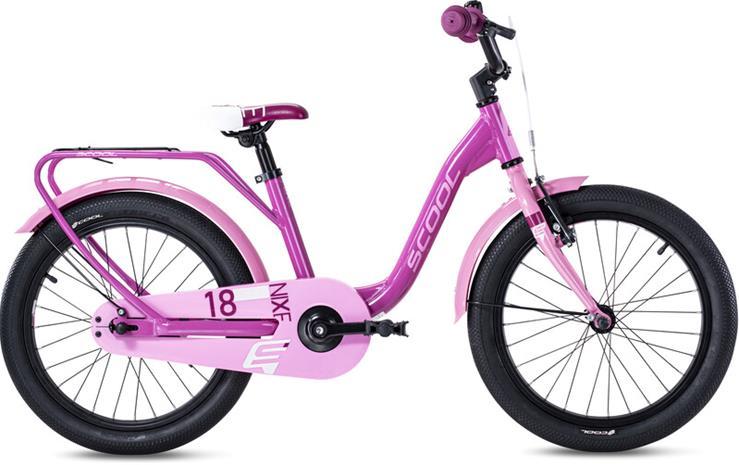 s'cool niXe alloy 18 Lapset, pink/lightpink