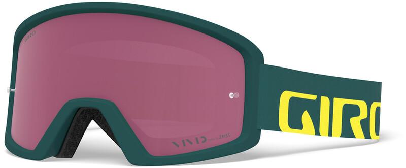 Giro Tazz MTB Laskettelulasit, true spruce/citron/vivid trail/clear