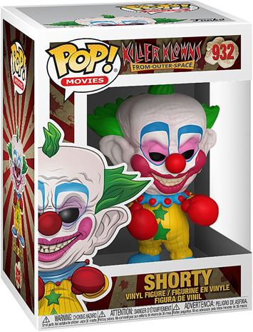 Killer Clowns From Outer Space - Shorty Vinyl Figure 932 (figuuri) - Funko Pop! -figuuri - Unisex - multicolor