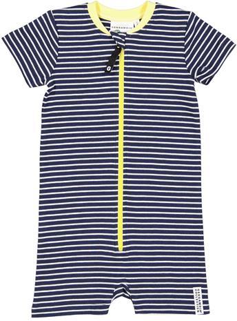 Geggamoja Pyjama, Navy/White, 86-92