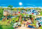 Playmobil Family Fun 70341, Suuri elämysten eläintarha