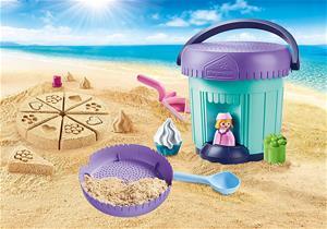 Playmobil 1.2.3 70339, Creative Sand -sarjaleipomo
