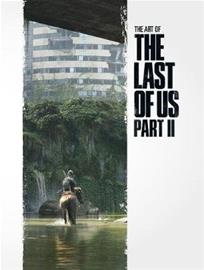 The Art Of The Last Of Us Part Ii (Naughty Dog Naughty Dog), kirja